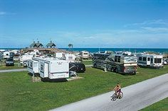 Ocean Lakes Family Campground -  - Myrtle Beach SC - recommended by a fellow teacher