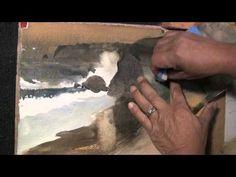 Juan Pena Watercolor Lesson 8 Free Class