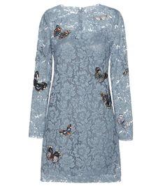 VALENTINO Lace Dress. #valentino #cloth #dresses
