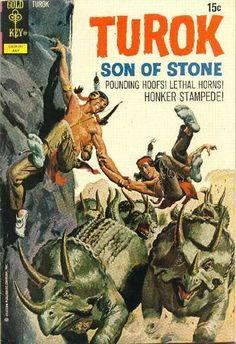 Turok, Son of Stone #79 -