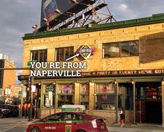 What Your Wrigleyville Bar Says About You
