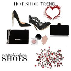 """""""It's All About Shoes"""" by sabii-dlii ❤ liked on Polyvore featuring Cerasella Milano, Oscar de la Renta and Ivanka Trump"""