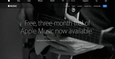 Apple Music Sign Up