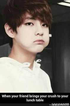 V is srsly my spirit animal | allkpop Meme Center