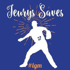 Mets Jeurys Saves