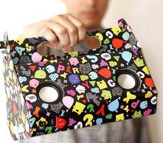 45 exemplos de sacolas e caixas criativas   Criatives   Blog Design, Inspirações, Tutoriais, Web Design