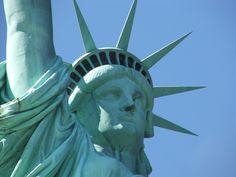 Nova Iorque: Estátua da Liberdade. www.catarina.tk/
