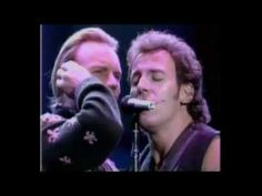 Human Rights Now - Bruce Springsteen & Sting - Every Breath You Take