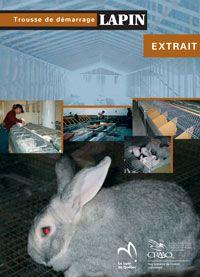 Trousse de démarrage - Lapin (extrait) - cuniculture - comment élever des lapins