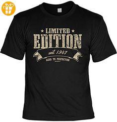 Jahrgangs/Geburtstags/Spaßshirt/Fun-Shirt: Limited Edition seit 1947 Aged to Perfection geniale Geschenkidee (*Partner-Link)