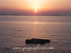 Naxos Chora Sunset from our objective Studios, Celestial, Sunset, Places, Outdoor, Outdoors, Sunsets, Outdoor Games, The Great Outdoors