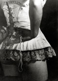 The Corset, 1929 Photographers: Ringl and Pit