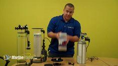 AquaMaxx CR-1 Calcium Reactor for Saltwater Aquariums Quick Setup Guide