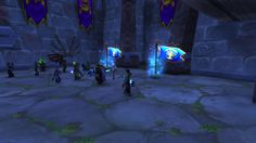 World of Warcraft Brawl: Warsong Scramble