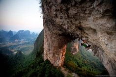 The World of Rock Climbing