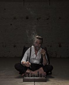 Jeremy Irons, Brooklyn 2011 by Matthu Placek