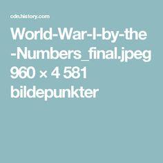 World-War-I-by-the-Numbers_final.jpeg 960 × 4581 bildepunkter