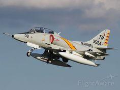SINGAPORE TA-4 Super Skyhawk (N524CF) 6 of N524CF 51 of A4 168 at KINT