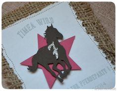 Einladungskarten Kindergeburtstag Basteln : Einladungskarten  Kindergeburtstag Basteln Pferde   Einladungskarten Online   Einladungskarten  Online | Pinterest ...