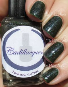 When You're In Hell, Only The Devil Can Help You Out | Cadillacquer Halloween 2014 Collection | The PolishAholic