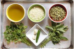 Cilantro-Cotija Pesto Recipe   Best Mexican Recipes