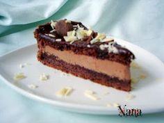 Tort cu crema de ciocolata - Rețetă Petitchef