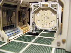 interior layout model