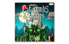 Catacombs & Castles, métete si te gustan los juegos de destreza