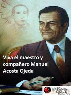 Mariategui: Lima. 2° Festival Bolivariano será dedicado a Manu...