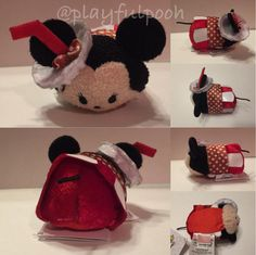 Soda Minnie tsum tsum released at Target, USA April 2017