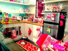 Share Tweet Pin Mail I'm sharing a few more pictures from my visit to The Hello Kitty Convetion in Downtown LA last week. So ...