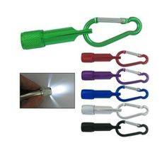Carabiner LED Light (Key Chain, Keychain, Key chains)