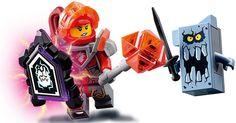 LEGO Nexo Knights Minifiguur Macy - De leukste LEGO bestel je online op https://www.olgo.nl