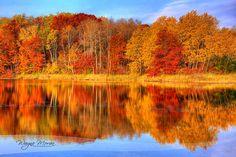 Lebanon Hills Park Reserve in Eagan, Minnesota