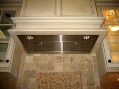 Range Vent Hidden Under Cabinet Hoods Kitchen Planning Ideas