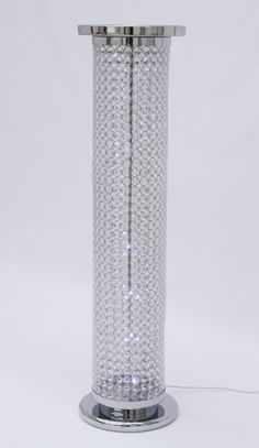 Take a look at our specialty line of Crystal Products on our ready to dazzle your special event decor from www.cvlinens.com!