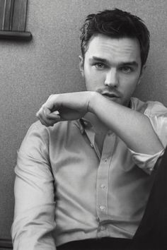 Nicholas Hoult - Scott Trindle - July 2015 issue of Vogue