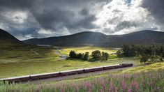 18 Best Luxury Train Routes in the World | Departures Edinburgh, Glasgow, Chur, Udaipur, Bilbao, Glacier Express, Simplon Orient Express, Scenic Train Rides, Alnwick Castle