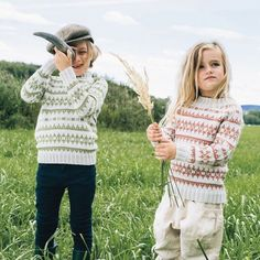 Marius-sokker pattern by Unn Søiland Dale - gerber Diy Knitting Projects, Kids Knitting Patterns, Knitting For Kids, Baby Knitting, Pullover Design, Sweater Design, Kids Outfits Girls, Girl Outfits, Icelandic Sweaters