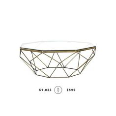 Loving the modern yet almost organic-looking lines on todays blog post look for less find. That table is just  #copycatchic #lookforless #CopyCatChic