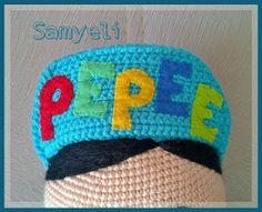 Samyelinin Örgüleri: Büyük Boy PEPEE'nin TARİFİ / YAPILIŞI Crochet Fairy, Crochet Dolls, Baby Knitting Patterns, Origami, Diy And Crafts, Beanie, Boys, Gifts, Amigurumi Patterns