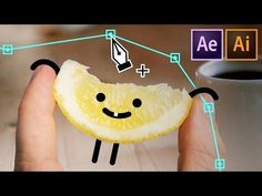 In this tutorial we are bringing real life objects to life by animating funny, little doodles on them. Learn how to use Adobe Illustrator and After Effects t. Motion Design, Motion Graphs, Adobe After Effects Tutorials, Adobe Animate, After Effect Tutorial, Little Doodles, Animation Tutorial, Adobe Illustrator Tutorials, Photoshop Design