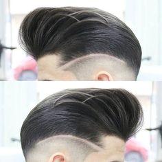 "Páči sa mi to: 2,119, komentáre: 5 – Men's hairstyles inspiration (@4hairpleasure) na Instagrame: ""View more hairstyles on @4hairfashion ✂✔. Get 15% off any @hanzdefuko wax using code K15 at…"""