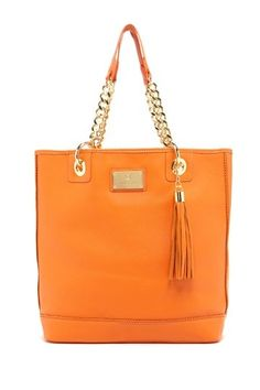orange tote to make you feel like an orange popsicle when it is HOT
