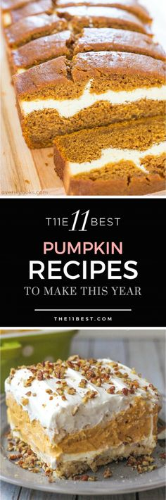 The 11 Best Pumpkin