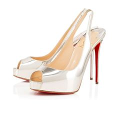 38c16713c6f Women Shoes - Private Number - Christian Louboutin Christian Louboutin Heels