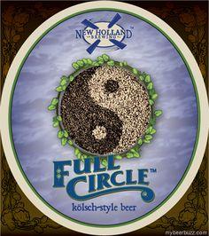 New Holland - Full Circle Kolsch-Style Beer