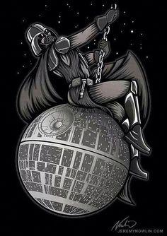 Wrecking Vader