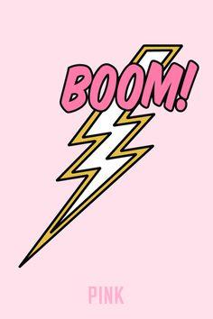 Pink Boom #Edgarspastels