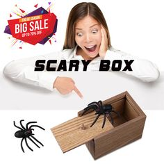 Funny Categories Fuunyy Tricky Toy Spoof Bug Worm Small Wooden Box Source by goyodeal Funny Pranks, Funny Jokes, Hilarious, Small Wooden Boxes, Funny Vid, Gadgets And Gizmos, Gag Gifts, Wood Projects, Cool Stuff